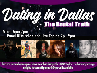 The Joule Drop presents Dating in Dallas: The Brutal Truth