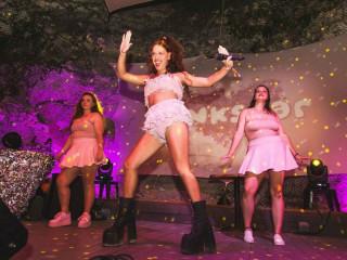 Trainwreck: A T4T Dance Party