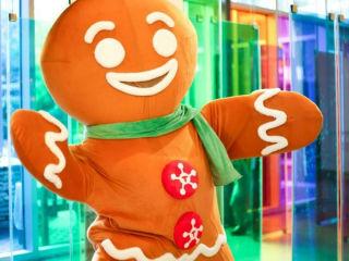 Gingerbread Fun Run 1K