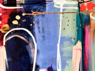 Maestri Gallery presents Robin Ewing: Motley