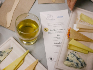 Beer & Cheese Pairing Class