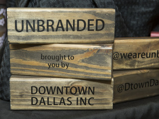 Downtown Dallas presents Unbranded