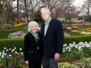 Phyllis and Tom McCasland