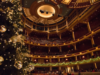 Dallas Symphony Orchestra Christmas concerts