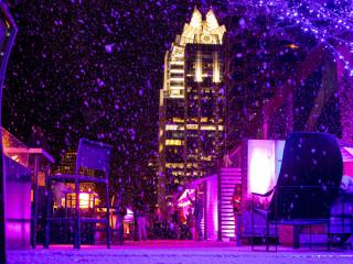 Snow Much Fun On Congress