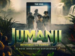 Jumanji: Reverse the Curse
