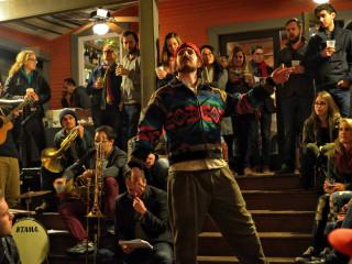 Shakespeare in the Bar Dallas