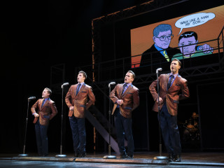 Touring company of Jersey Boys