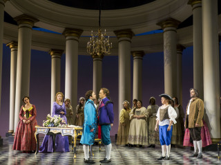 The Dallas Opera presents The Marriage of Figaro