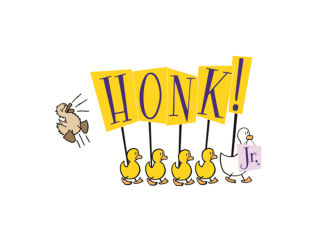 <i>Honk! JR</i>