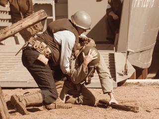 """Victory in the Pacific"" World War II Reenactment Program"