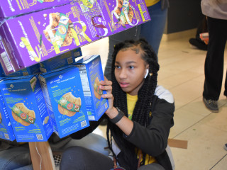 Girl Scouts Cookie Box Creations