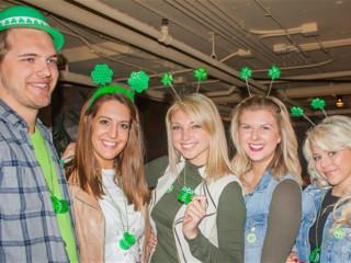 St Patrick's Day Bar Crawl