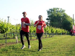 Wine & Roses 5K Fun Run Through the Vines
