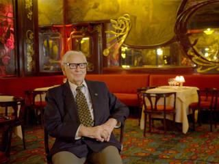 Pierre Cardin in House of Cardin