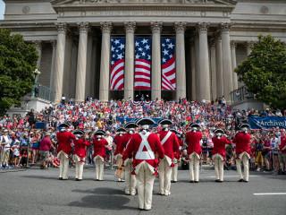 National Archives 4th of July Celebration
