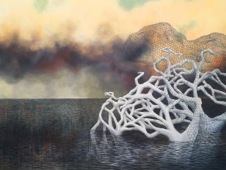 """ICOSA Collective presents Jana Swec & Jonas Criscoe: """"In the Absence of Time"""""""