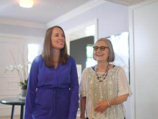 Realtors Diane and Lindsay Dillard