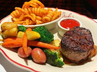 Drake's steak