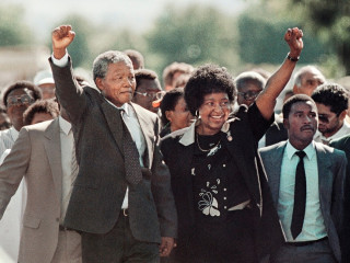 "Holocaust Museum Houston presents ""Mandela: Struggle for Freedom"""
