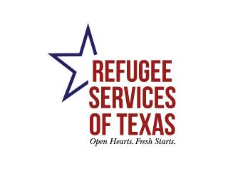 Refugee Services of Texas logo