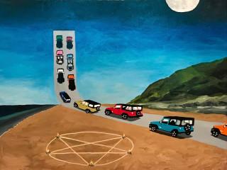 "Ro2 Art presents Alexander Paulus: ""Savior Energy"""