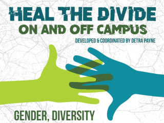 Heal the Divide On and Off Campus