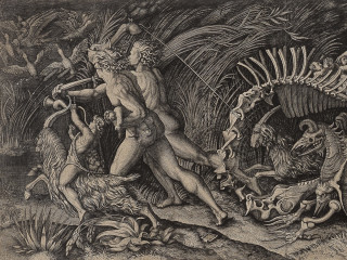 """Blanton Museum of Art presents """"After Michelangelo, Past Picasso: Leo Steinberg's Library of Prints"""""""