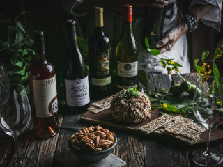 A Toast to Texas Pecans: Virtual Texas Pecan and Wine Tasting