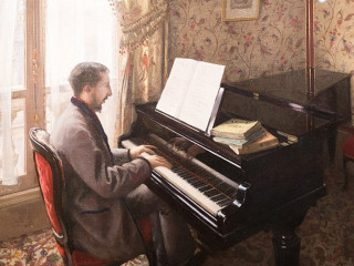 An Evening with Martial Caillebotte and Friends