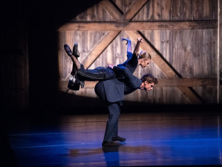 Houston Ballet presents A Night at Jacob's Pillow