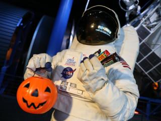 Galaxy Frights Halloween event