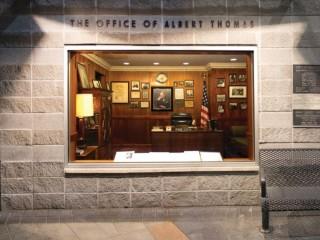 Office of Albert Thomas at Bayou Place