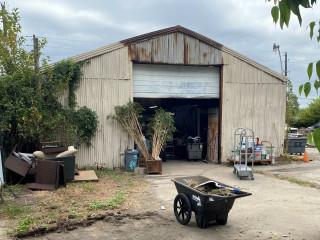 Junk Yard Haunted House