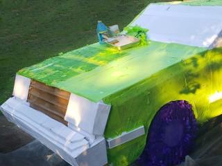 """Nasher Sculpture Center presents Giovanni Valderas: """"Grit/Grind"""""""