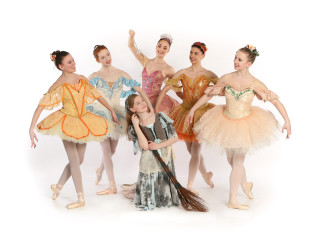 Ballet Ensemble of Texas presents Cinderella