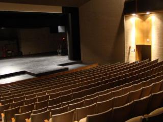 McCullough Theatre interior Texas Performing Arts Bates Hall