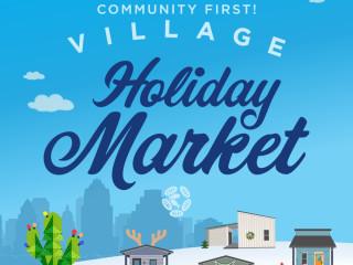 Community First! Village Holiday Market