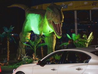 Dinosaur Adventure Drive-Thru