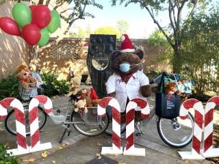 Teddy Bear Bike Ride