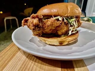 93 Til chicken sandwich