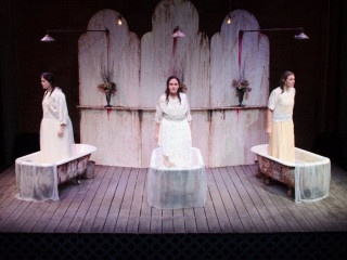 Mildred's Umbrella Theater presents The Drowning Girls