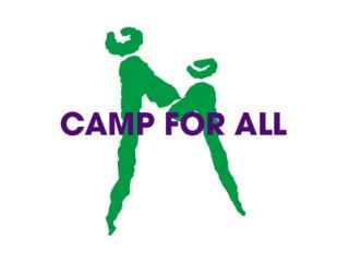 Camp for All logo