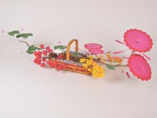"Crow Museum of Asian Art presents Kana Harada: ""Divine Spark"""