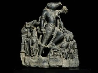 """Vishnu: Across Time and Space"""