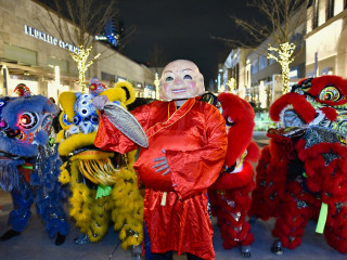Le Colonial presents Lunar New Year