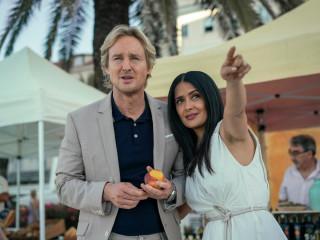 Owen Wilson and Salma Hayek in Bliss