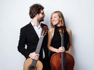 Rupert Boyd and Laura Metcalf