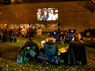 Front Lawn Film Nights