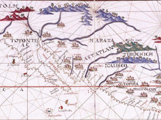 Borderlines of the Conquest of Mexico